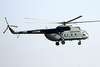 Helicopter-DataBase Photo ID:11122 Mi-8T Indian Air Force Z2369