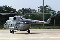 Helicopter-DataBase Photo ID:10017 Mi-8T Indian Air Force Z2411
