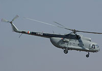Helicopter-DataBase Photo ID:3367 Mi-8T Indian Air Force Z2452
