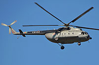 Helicopter-DataBase Photo ID:17079 Mi-8T (upgrade by India) Indian Air Force Z2452