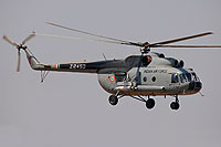 Helicopter-DataBase Photo ID:11128 Mi-8T Indian Air Force Z2453