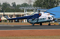 Helicopter-DataBase Photo ID:11337 Mi-8T Indian Air Force Z2837 cn:223117