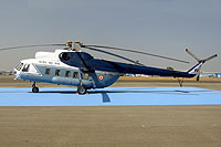 Helicopter-DataBase Photo ID:11336 Mi-8PS Indian Air Force Z3040