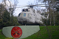 Helicopter-DataBase Photo ID:11246 Mi-8T unknown 1809 cn:99357672
