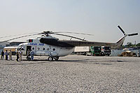 Helicopter-DataBase Photo ID:17833 Mi-8T Kabul Air YA-KAB cn:98628503