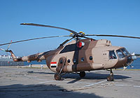 Helicopter-DataBase Photo ID:8330 Mi-8T (upgrade by Sevastopol Aircraft Plant) Iraqi Army Air Corps YI-572 cn:99257245