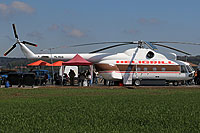 Helicopter-DataBase Photo ID:13550 Mi-8T Heligrill YL-HLG cn:0232