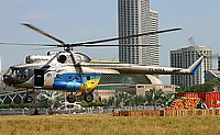 Helicopter-DataBase Photo ID:62 Mi-8T GM Helicopters YL-HMA cn:4886