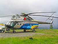 Helicopter-DataBase Photo ID:94 Mi-8T Baltic Helicopters YL-HMB cn:4887