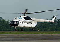 Helicopter-DataBase Photo ID:3080 Mi-8T United Nations YL-HMB cn:4887