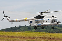 Helicopter-DataBase Photo ID:14114 Mi-8T (upgrade by ASU Baltija) United Nations YL-HMI cn:8229