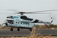 Helicopter-DataBase Photo ID:17525 Mi-8T (upgrade by ASU Baltija) United Nations YL-HMI cn:8229