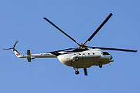 Helicopter-DataBase Photo ID:14542 Mi-8T (upgrade by ASU Baltija) GM Helicopters YL-HMN cn:8230