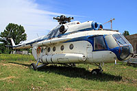Helicopter-DataBase Photo ID:10745 Mi-8T National Museum of Romanian Aviation 03 cn:0326