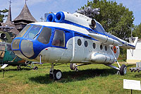 Helicopter-DataBase Photo ID:13641 Mi-8T National Museum of Romanian Aviation 03 cn:0326