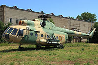 Helicopter-DataBase Photo ID:10744 Mi-8T National Museum of Romanian Aviation 05 cn:0526