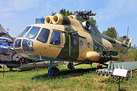 Helicopter-DataBase Photo ID:13642 Mi-8T National Museum of Romanian Aviation 05 cn:0526