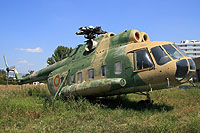Helicopter-DataBase Photo ID:10746 Mi-8PS National Museum of Romanian Aviation 709 cn:10709