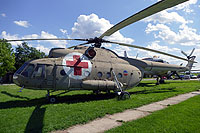 Helicopter-DataBase Photo ID:15734 HT-40 (Mi-8T) Museum Belgrade 12208 cn:0915