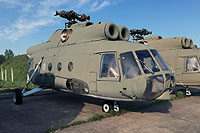 Helicopter-DataBase Photo ID:13378 Mi-8T Orsha Aircraft Repair Plant 12241 cn:10935