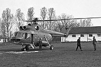 Helicopter-DataBase Photo ID:8980 Mi-8T Air Force of the Socialist Federal Republic of Yugoslavia 12261