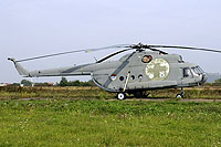 Helicopter-DataBase Photo ID:10791 Mi-8T Air Force and Air Defence of Bosnia and Herzegovina 12262 cn:10941