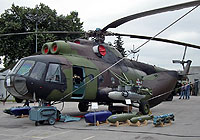 Helicopter-DataBase Photo ID:7544 Mi-8T (upgrade by VZ Moma Stanojlovic) Serbia Air Force 12269