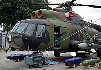 Helicopter-DataBase Photo ID:7545 Mi-8T (upgrade by VZ Moma Stanojlovic) Serbia Air Force 12269