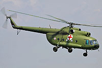 Helicopter-DataBase Photo ID:17415 Mi-8T Serbian Air Force and Air Defence 12273 cn:10984