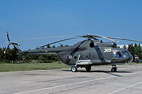 Helicopter-DataBase Photo ID:15279 Mi-8T Air Force of the Socialist Federal Republic of Yugoslavia 12309