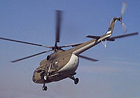 HT-40 with composite rotor blades