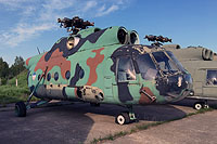 Helicopter-DataBase Photo ID:13379 Mi-8T Orsha Aircraft Repair Plant 12355 cn:10963