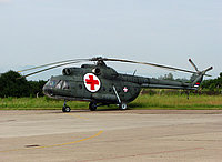 Helicopter-DataBase Photo ID:1756 HT-40 (Mi-8T) Serbia Air Force 12366 cn:10987