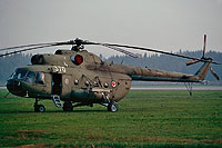 Helicopter-DataBase Photo ID:17292 Mi-8T AF of the Socialist Federal Republic of Yugoslavia 12370