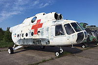 Helicopter-DataBase Photo ID:13380 Mi-8T Orsha Aircraft Repair Plant 12407 cn:10969