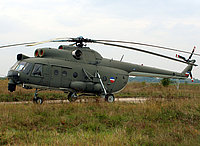 "Helicopter-DataBase Photo ID:3808 HT-40E (upgrade by VZ ""Moma Stanojlović"") Serbia Air Force 12410 cn:10977"
