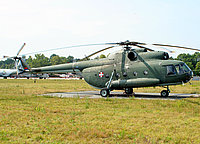 Helicopter-DataBase Photo ID:1817 HT-40 (Mi-8T) Serbia Air Force 12411 cn:10979