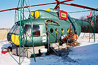 Helicopter-DataBase Photo ID:8187 Mi-8T private Temerin (club)