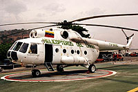 Helicopter-DataBase Photo ID:1167 Mi-8T Helicopteros del Caribe YV-868C