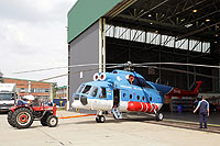 Helicopter-DataBase Photo ID:8951 Mi-8T Advanced Aviation Logistics ZS-HJO cn:99150472
