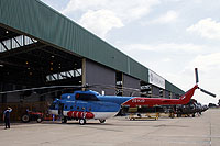 Helicopter-DataBase Photo ID:8952 Mi-8T Advanced Aviation Logistics ZS-HJO cn:99150472