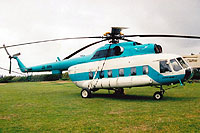 Helicopter-DataBase Photo ID:7816 Mi-8PS Titan Helicopter Group ZS-RPX cn:10460