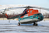 Helicopter-DataBase Photo ID:16222 Mi-8T ALROSA Airlines RA-24435 cn:98625845