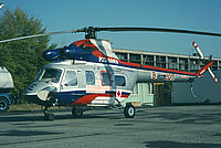 Helicopter-DataBase Photo ID:1416 PZL Kania Aviation department of the Federal police corps B-3211 cn:900202