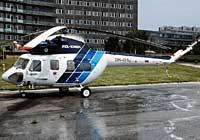 Helicopter-DataBase Photo ID:2494 PZL Kania BEL-AIR OM-TFA cn:900202