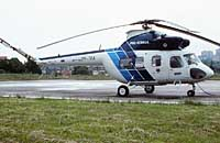 Helicopter-DataBase Photo ID:2495 PZL Kania BEL-AIR OM-TFA cn:900202