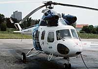 Helicopter-DataBase Photo ID:2276 PZL Kania BEL-AIR OM-TFA cn:900202