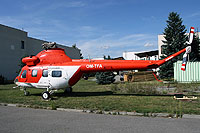 Helicopter-DataBase Photo ID:14208 PZL Kania Craemer Slovakia OM-TFA cn:900202