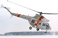 Helicopter-DataBase Photo ID:7629 PZL Kania Border Guard Aviation SP-VSG cn:900304