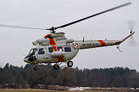 Helicopter-DataBase Photo ID:10951 PZL Kania Border Guard Aviation SP-VSK cn:900403